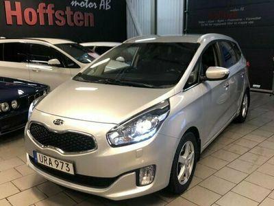 begagnad Kia Carens 1.7 CRDi GLS 7-sits 2015, Kombi Pris 109 900 kr