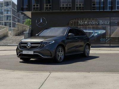 begagnad Mercedes EQC 400 4MATIC AMG