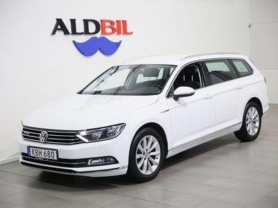 gebraucht VW Passat TDI 190hk 4Motion 0.99% Ränta DSG