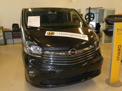begagnad Opel Vivaro Skåp L1H1 1.6 Biturbo 125 hk Holmgrens Edition