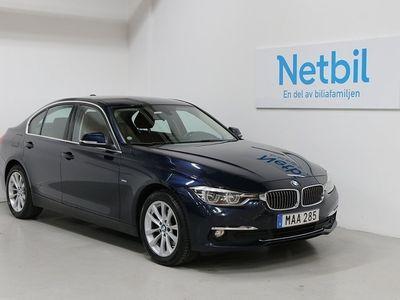 begagnad BMW 320 d xDrive Sedan Luxury Line 190hk