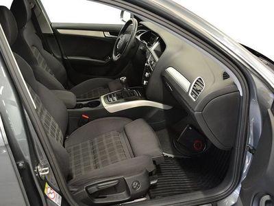 begagnad Audi A4 2.0 TDI 150HK Avant | Sports Edition