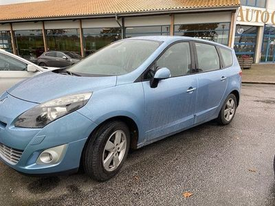 begagnad Renault Grand Scénic 1.5 dCi DCT 7-SITS