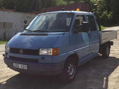brugt VW T4 2.0 Pickup,