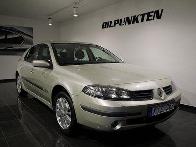 begagnad Renault Laguna 2.0 135hk M-värm 1 Ägare