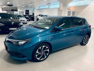 begagnad Toyota Auris Hybrid 1.8 VVT-i 136hk 3275mil