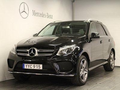 begagnad Mercedes GLE350 d 4MATIC, AMG Line