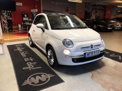begagnad Fiat 500C Övrigt1.2 Cabriolet | Firar 20 år i Huddinge 2016, Halvkombi 94 900 kr