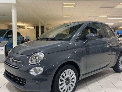 begagnad Fiat 500 1.0 70HK HYBRID GLASTAK