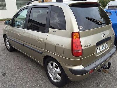 begagnad Hyundai Matrix GLS -02