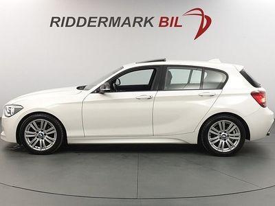begagnad BMW 120 d 5-door M-Sport Taklucka Harman-Kardon