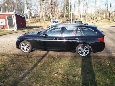 begagnad BMW 320 d sport line