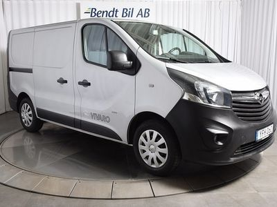 begagnad Opel Vivaro 1,6 CDTi / L1H1 / KAMPANJBIL