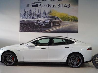 begagnad Tesla Model S P85D PANORAMA AUTOPILOT