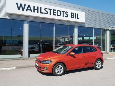 begagnad VW Polo 1.0 TSI BlueMotion Euro 6 Mkt utrustning