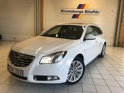 begagnad Opel Insignia Sports Tourer Business 2.0 CDTI 160 Hk Automat