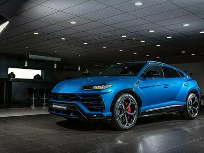 begagnad Lamborghini Urus / B & O / Se specifikation