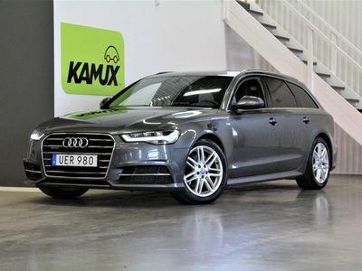 begagnad Audi A6 2.0 TDI Q S-Line D-värme Drag (190hk)