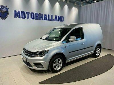 begagnad VW Caddy Skåpbil 2,0 TDI 75HK 5-VXL MAN SKÅ