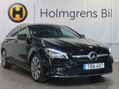 begagnad Mercedes CLA200 d Sh-B SE Edition (136hk) Backkamera