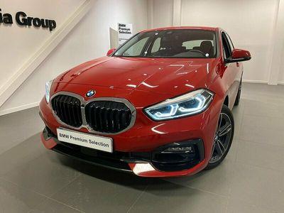 begagnad BMW 118 i 5-dörrar | Sport line | Bluetooth | LED |