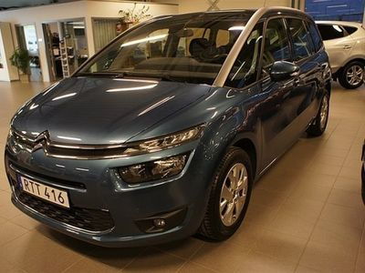 begagnad Citroën Grand C4 Picasso 1,6 HDi 115 Intensiv -15