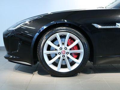 begagnad Jaguar F-Type 3.0 V6 Cab (340hk)