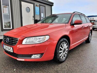begagnad Volvo V70 D3 Classic /Värmare /Euro 6/