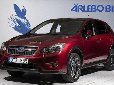 begagnad Subaru XV 2.0i Automat Sport, Dragkrok