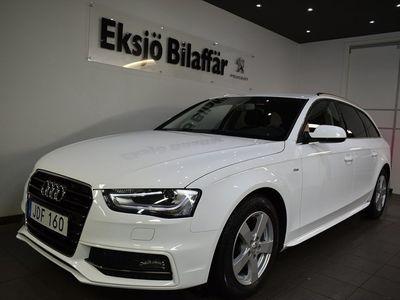 begagnad Audi A4 Avant 2.0 TDI S Line *GPS,LED* Ränta -15