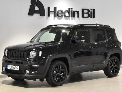 begagnad Jeep Renegade Night eagle black edition 2020, SUV 249 900 kr