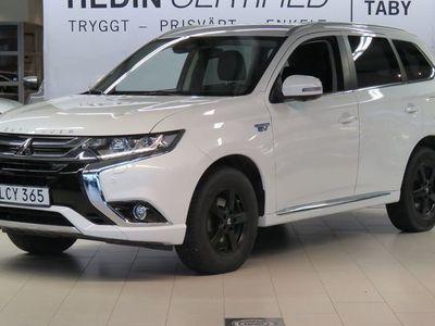 begagnad Mitsubishi Outlander P-HEV BUSINESS MY18