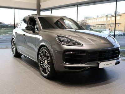 begagnad Porsche Cayenne Turbo