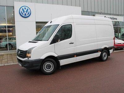 begagnad VW Crafter 35 SKÅP TDI 163HK