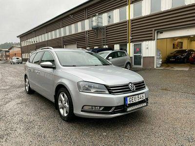begagnad VW Passat Kombi 1.4 TSI 160hk Multifuel AUT Drag