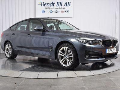 begagnad BMW 320 Gran Turismo xDrive 2017, Sedan 466 750 kr