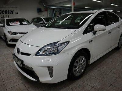 begagnad Toyota Prius Plug-in Hybrid EXECUTIV SKINN NA