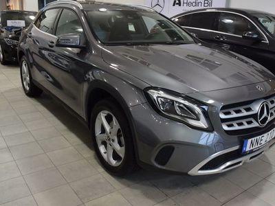 begagnad Mercedes GLA200 SUV Progressive