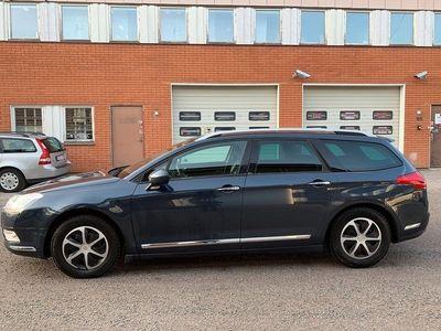 begagnad Citroën C5 Tourer 2.0 HDi Automat 163hk Nyservad