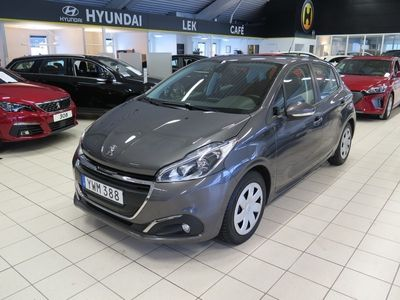 second-hand Peugeot 208 Active PureTech 82 Winter Edition