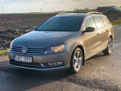 begagnad VW Passat Variant 1.4 TSI Multifuel 160hk / 12500 MIL