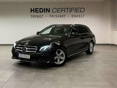 begagnad Mercedes E200 - Benzd 9G - Tronic 150hk / DRAG *V - hjul*