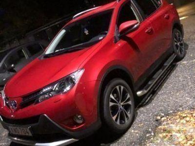 begagnad Toyota RAV4 Feel Edition 2,0 -15