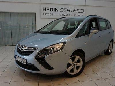 begagnad Opel Zafira 7-sits ECO-flex