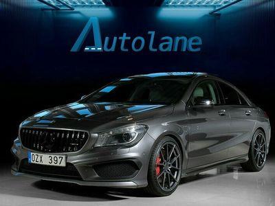 begagnad Mercedes CLA45 AMG 4M,Exclusive,360hk,19tum