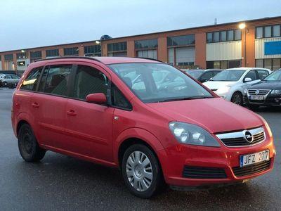 begagnad Opel Zafira 1.6 ENJOY CN