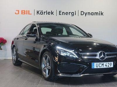 begagnad Mercedes 220 CAMG (170hk) Panorama Drag Nav