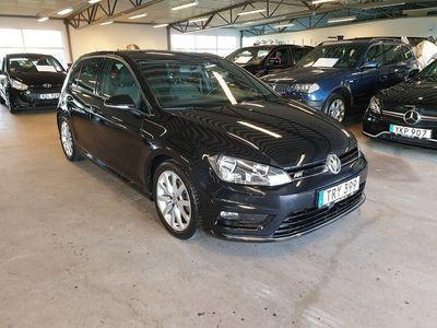 begagnad VW Golf R- Line 1.4 TSI Euro 6 150hk