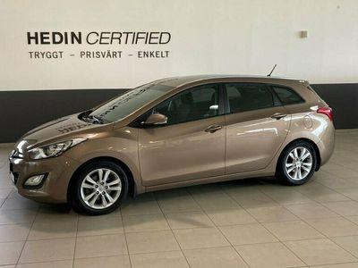 begagnad Hyundai i30 KOMBI BUSINESS 1,6 AUTOMAT 135HK