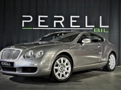 begagnad Bentley Continental GT 6.0 W12 Bi-Turbo Aut 560hk
